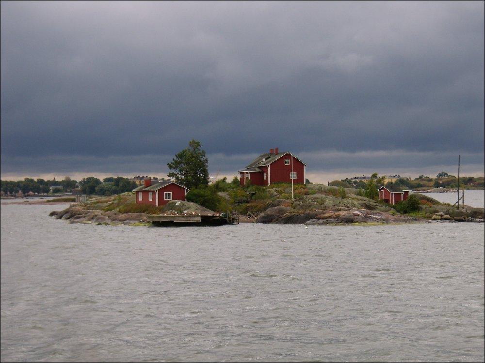 traghetto per Suomenlinna