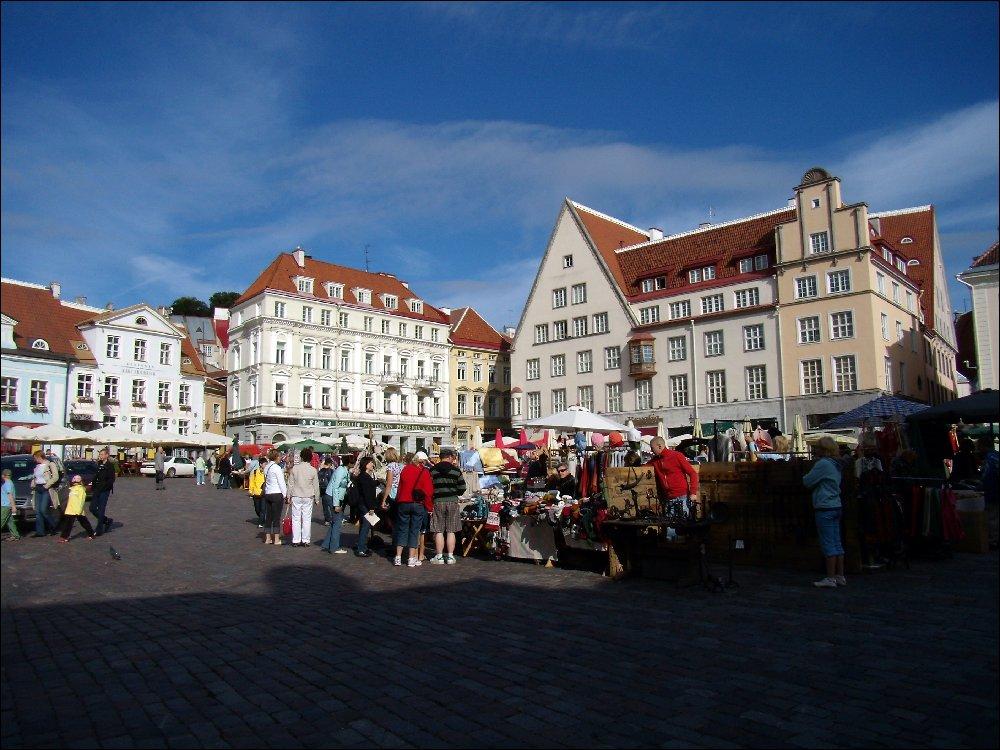 Piazza della Town Hall