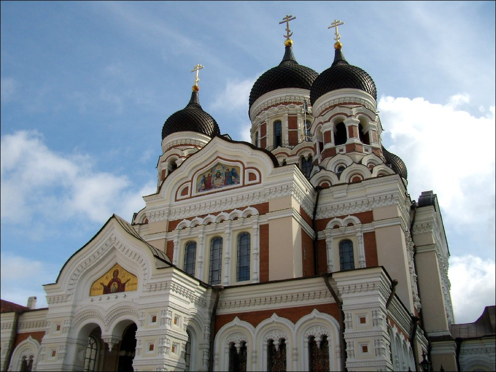 cattedrale ortodossa Alexander Nevsky