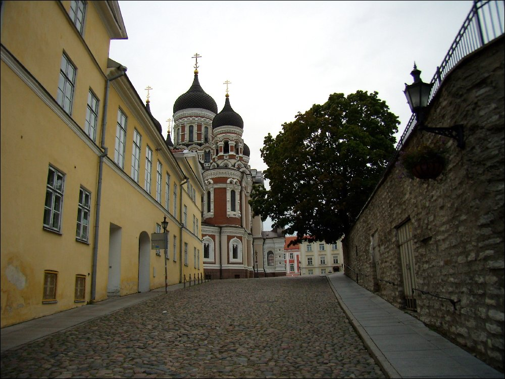 Strade di Tallin