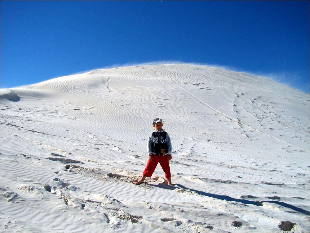 Le dune bianche di Lancelin