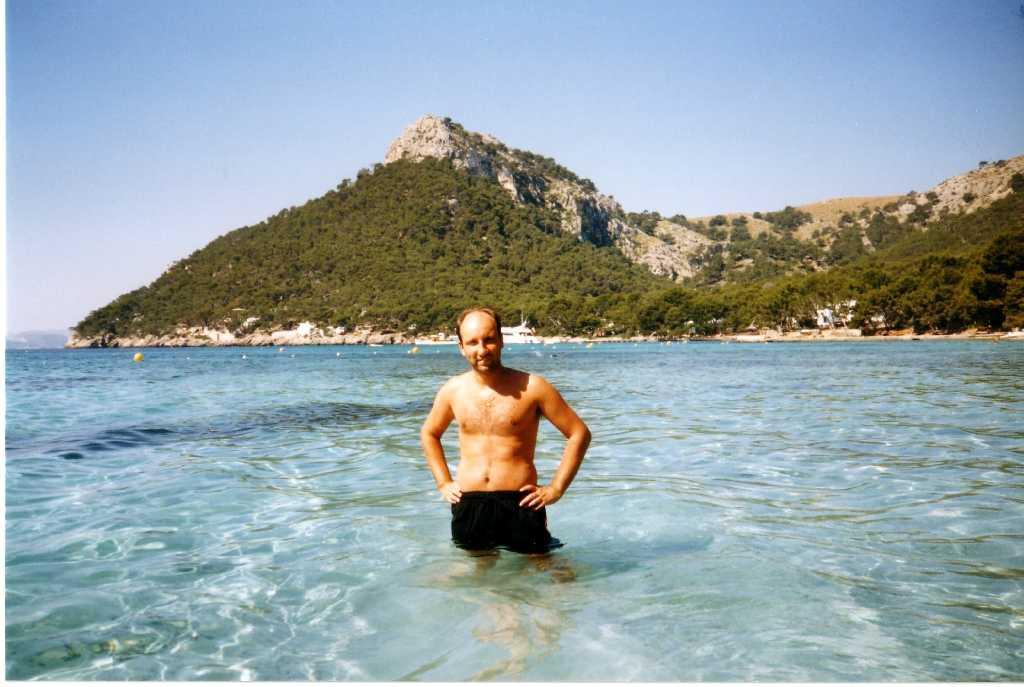 Cabo Formentor, Cala Pi