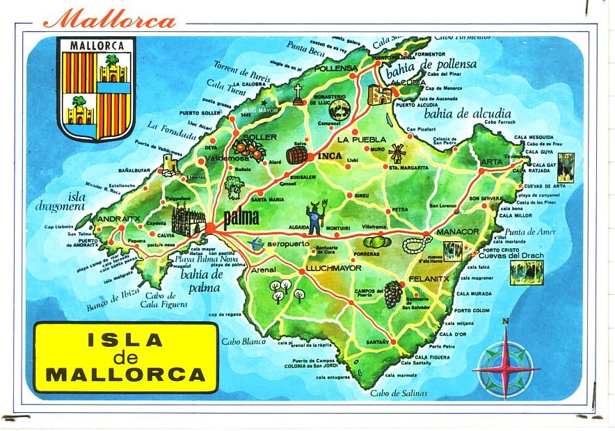 Dreams travel by greg maiorca isole baleari for Palma de maiorca dove soggiornare