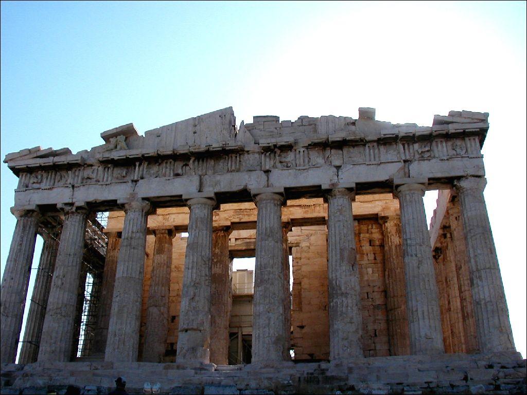 Acropoli, Partenone