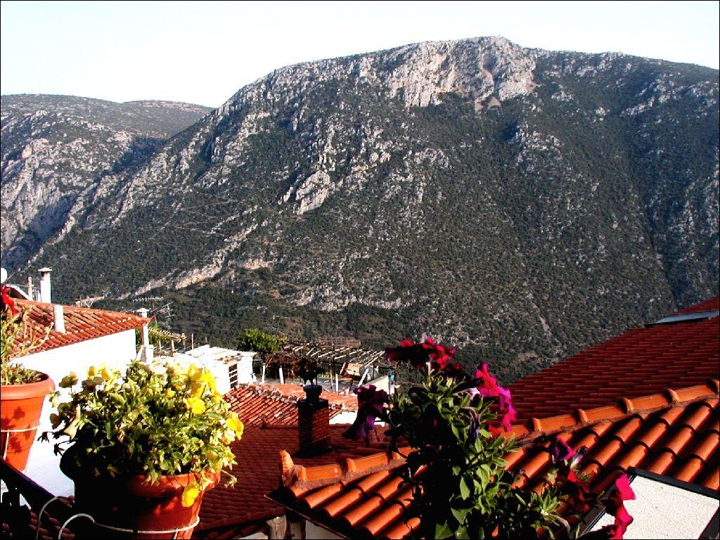 Vista da Delphi