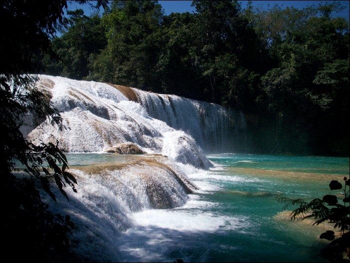 Cascate di Agua Azul, Chiapas