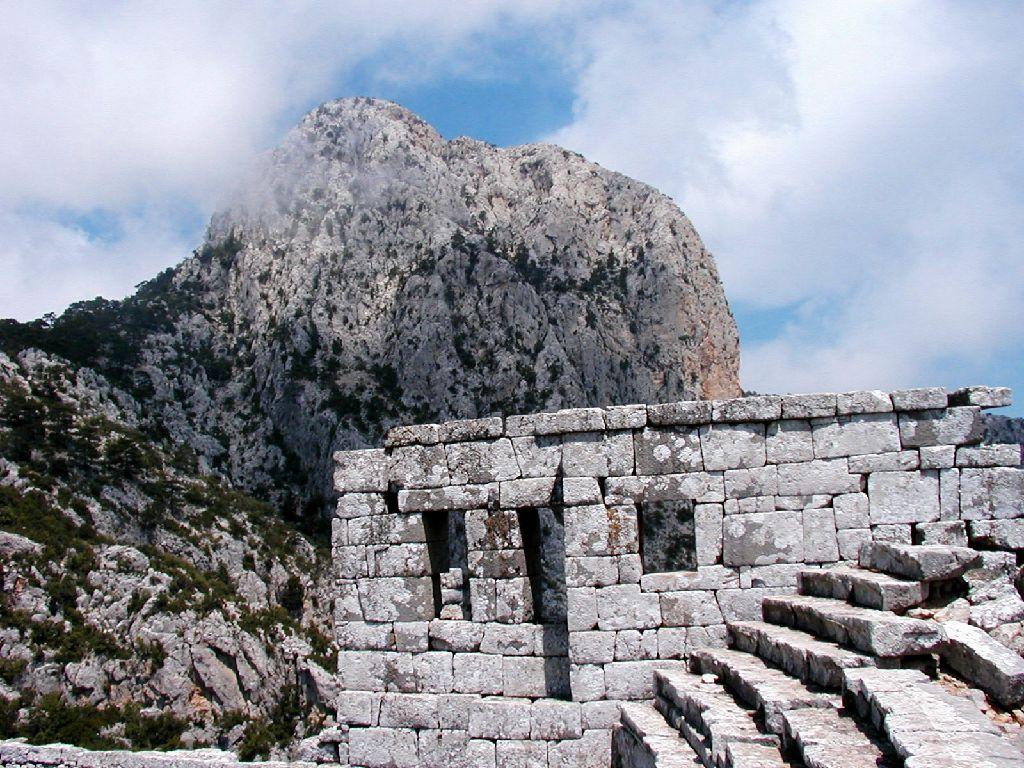 Termessos - Teatro