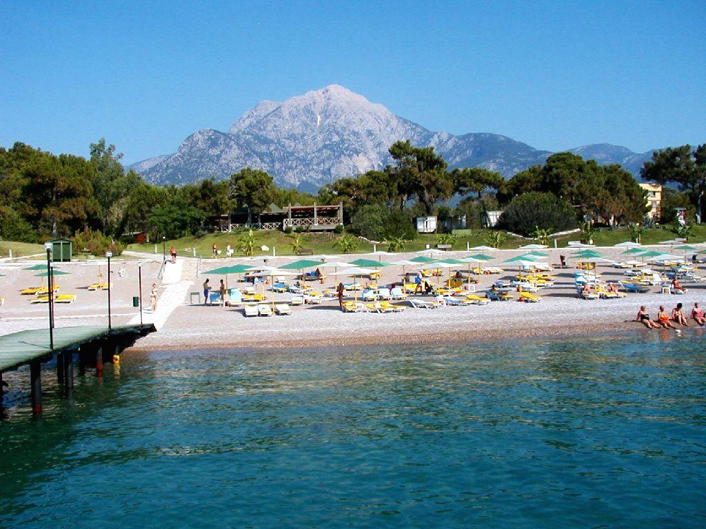 Hotel Corinthia Tekirova - Spiaggia