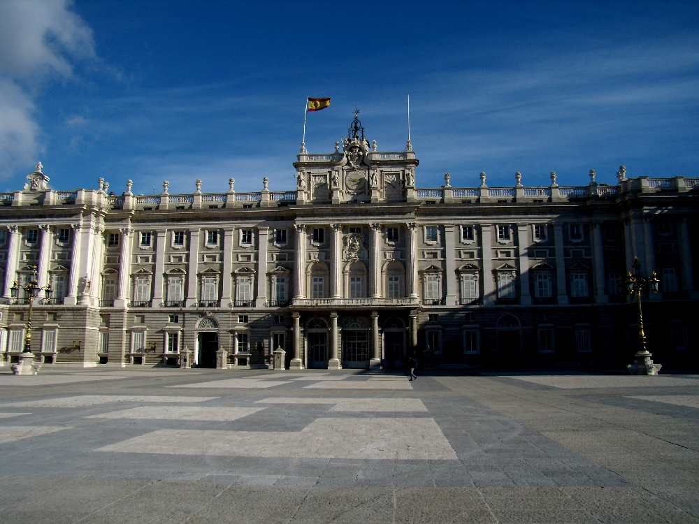 Madrid, Palazzo Reale