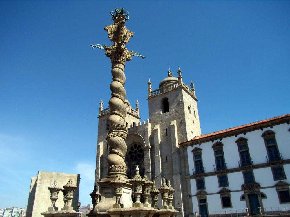 Cattedrale e Terreiro da Sé