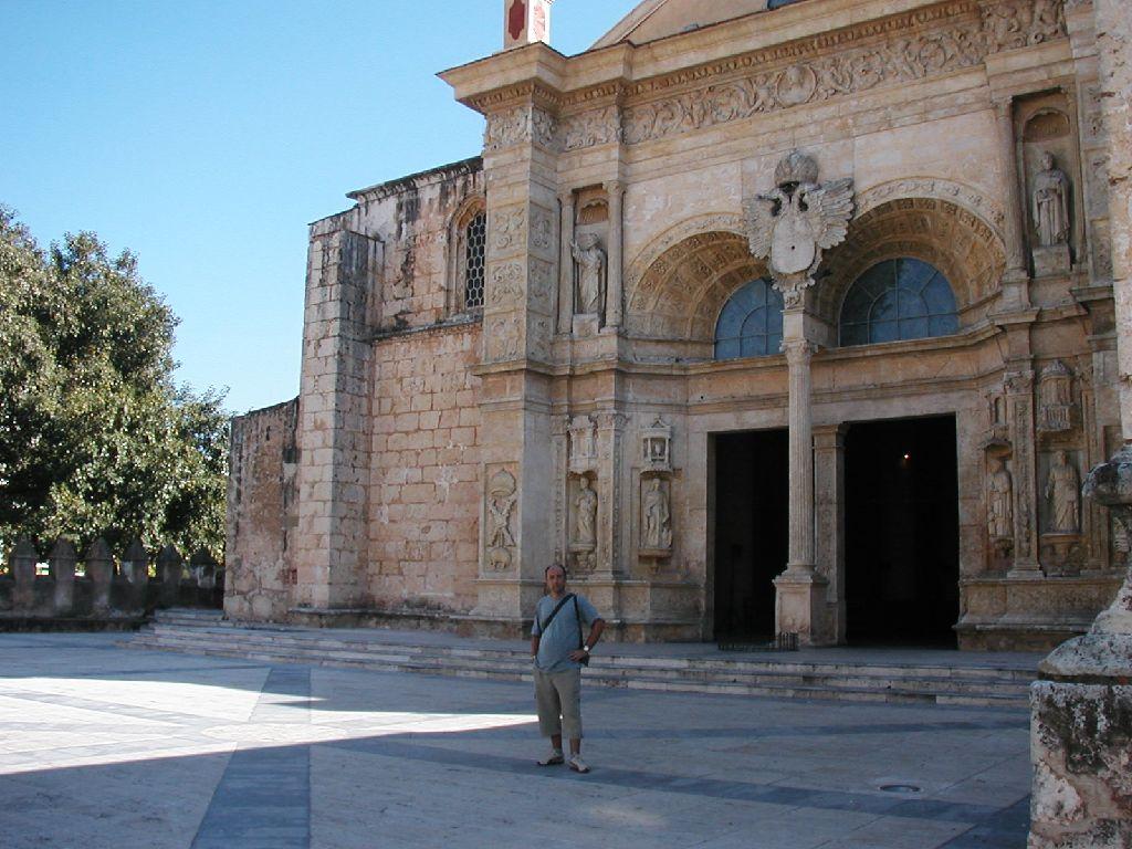 Città di Santo Domingo, la Cattedrale