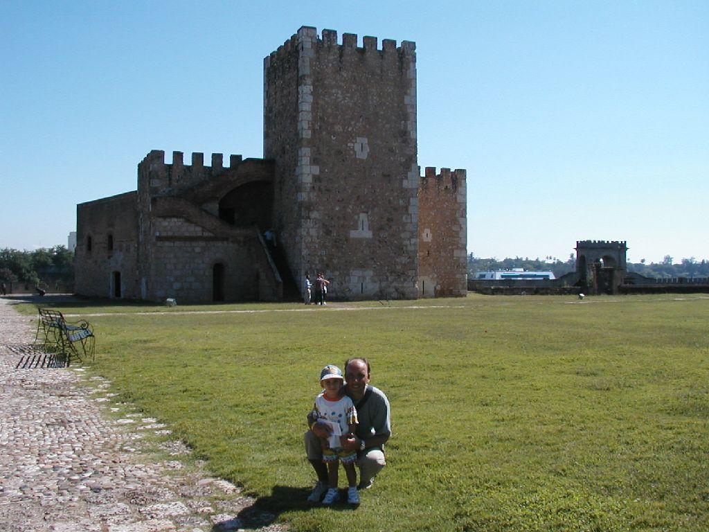 Città di Santo Domingo, Fortaleza Ozama