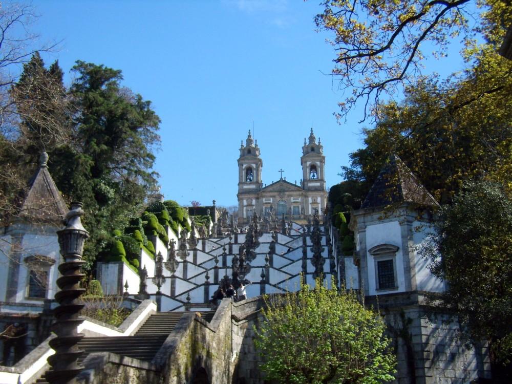 Braga, Santuario di Bom Jesus