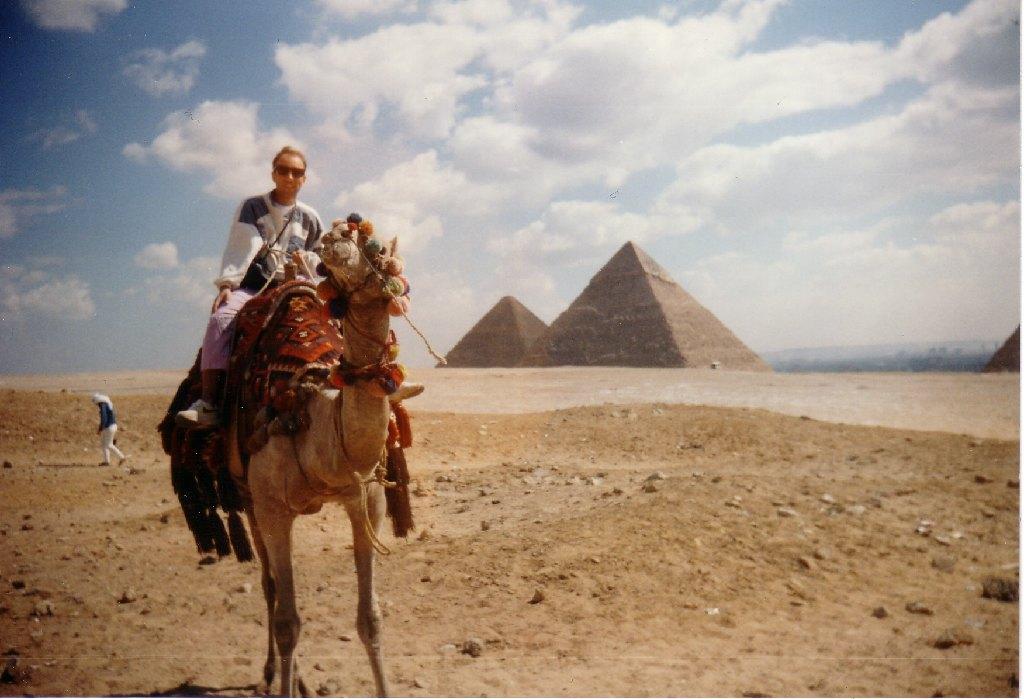 Il Cairo, Piramidi