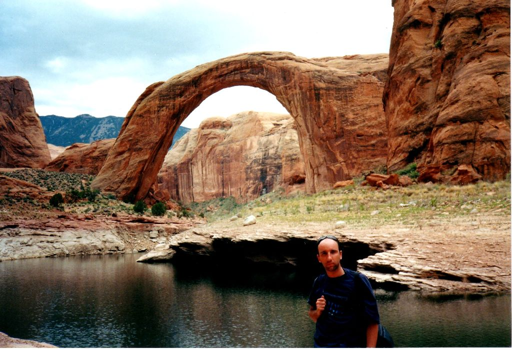 Lake Powell, Rainbow Bridge
