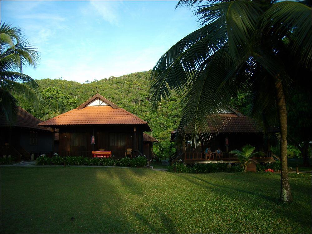 Nostro cottage al Coral Redang Resort