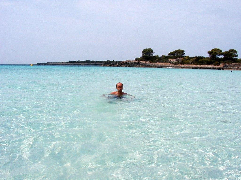 Spiaggia Son Saura